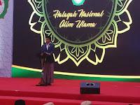 Sarung Ulama di Istana Presiden...
