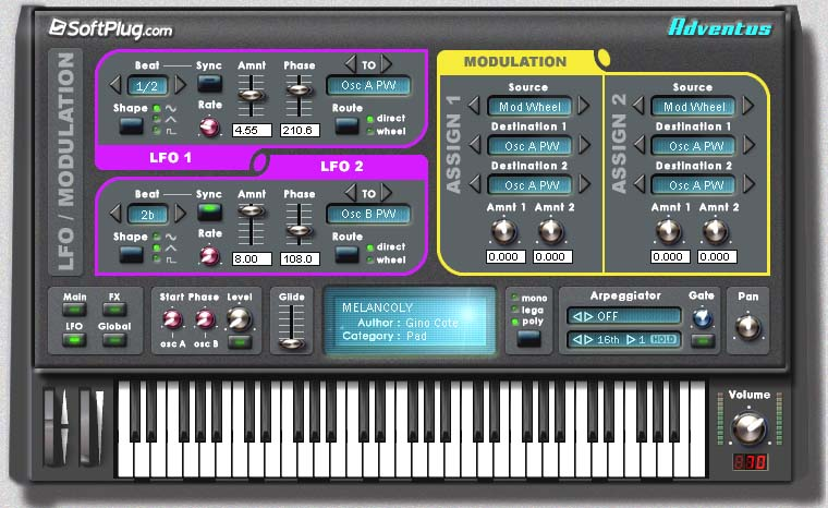 Adventus VST 1.5 Full Free Download