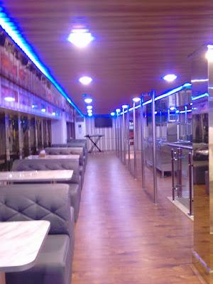 Interior Kapal Mv. Sea View