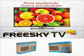 Resultado de imagem para FREESKY TV
