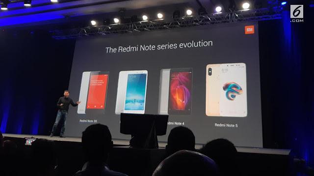 Redmi Note 6 Pro Hadir dDengan Empat Kamera
