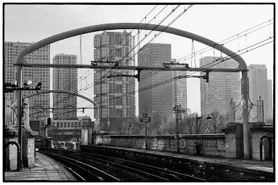 ris, Ligne C, Station Bougainvilliers