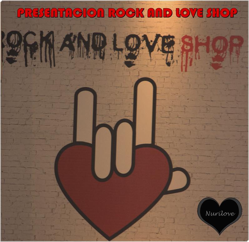 Inauguración de la tienda Rock and Love
