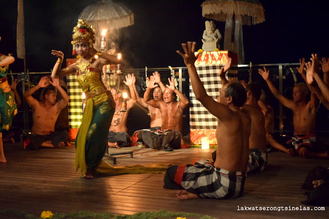 A NIGHT OF UNLIMITED BEER, RIBS AND TRADITIONAL KECAK
