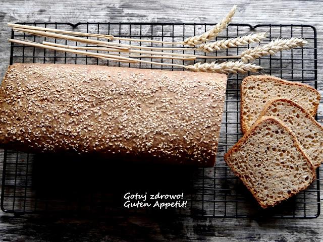 Pełnoziarnisty chleb orkiszowy - prosty przepis. Dieta - szybka przemiana - Czytaj więcej »