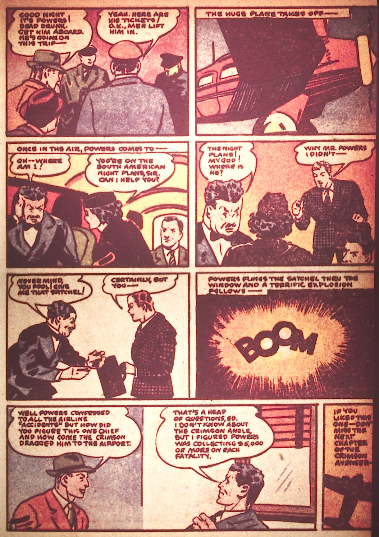 Read online Detective Comics (1937) comic -  Issue #25 - 41