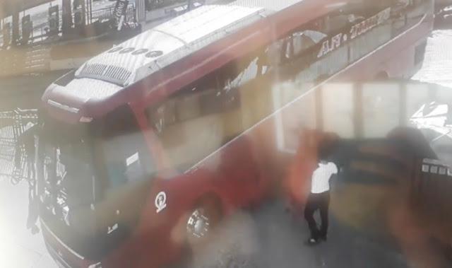 Gia Lai: Đã tìm thấy xe khách giường nằm nghi bị cướp