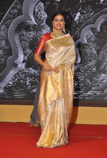 Keerthy Suresh at Mahanati Audio Launch 3