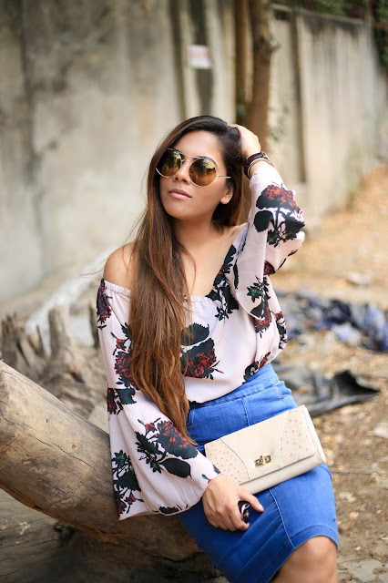 fashion, stalkbuylove, off shoulder top, denim pencil skirt, how to style off shoulder top, how to style denim pencil skirt, Kim kardashian inspired outfit, mirrored sunglasses, delhi blogger, indian blogger, 90's fashion, beauty , fashion,beauty and fashion,beauty blog, fashion blog , indian beauty blog,indian fashion blog, beauty and fashion blog, indian beauty and fashion blog, indian bloggers, indian beauty bloggers, indian fashion bloggers,indian bloggers online, top 10 indian bloggers, top indian bloggers,top 10 fashion bloggers, indian bloggers on blogspot,home remedies, how to
