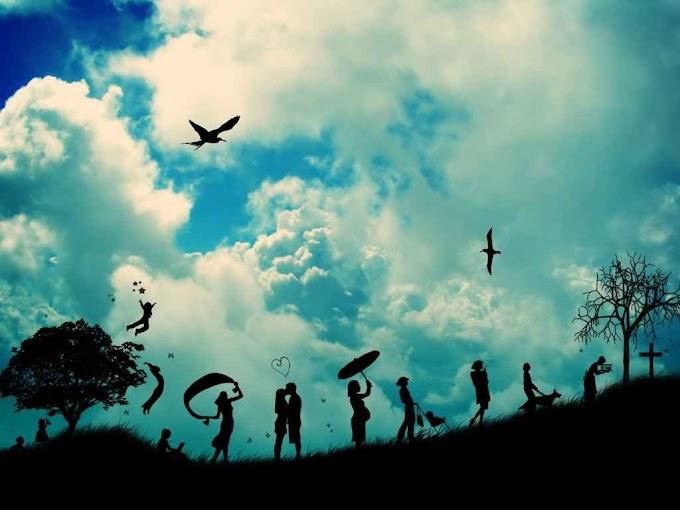 Osho - Người sợ chết chưa bao giờ rơi vào trong tình yêu với con người, họ rơi vào trong tình yêu với đồ vật