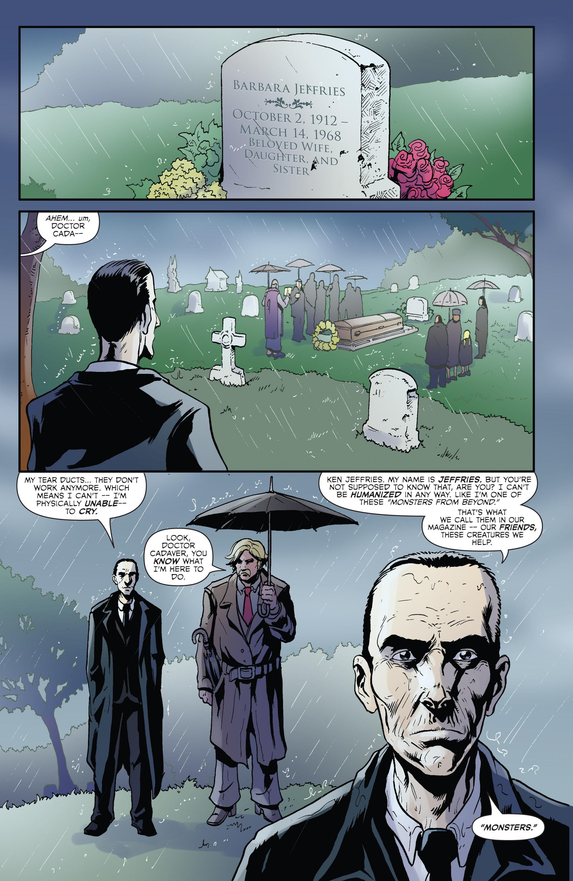 Read online Hoax Hunters (2012) comic -  Issue # TPB 2 - 28