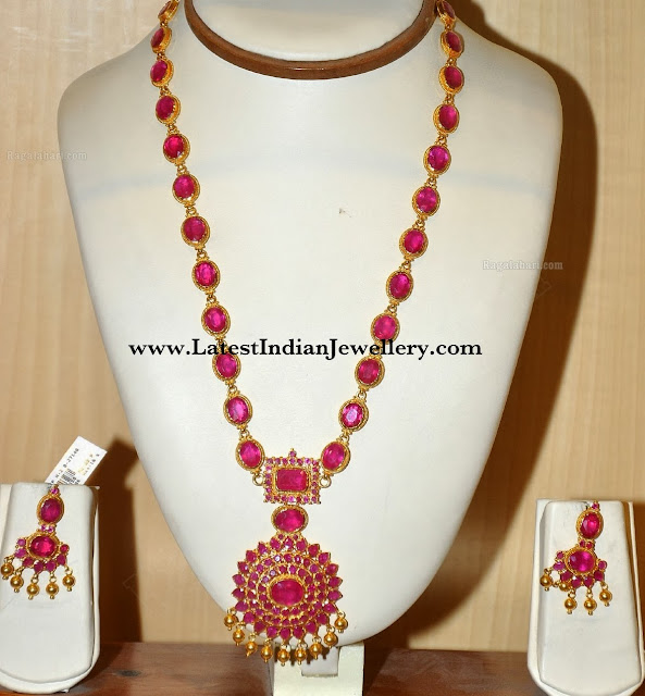 Contemporary Ruby Haram
