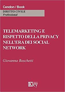 Telemarketing E Rispetto Della Privacy Nell'Era Dei Social Network PDF