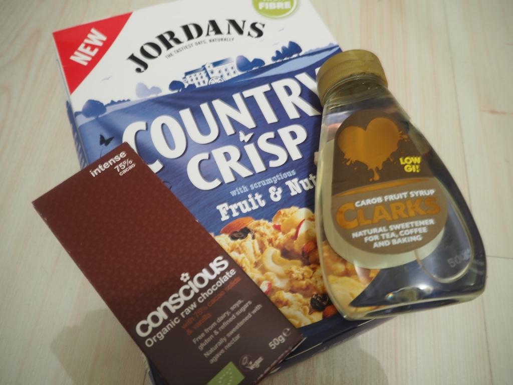 jordans country crisp conscious raw chocolate clarks carob syrup