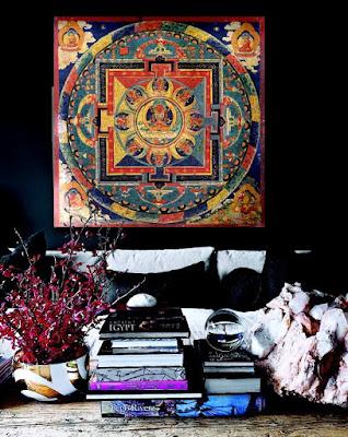 cuadros budistas