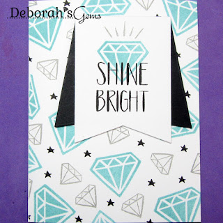 Shine Bright sq - photo by Deborah Frings - Deborah's Gems