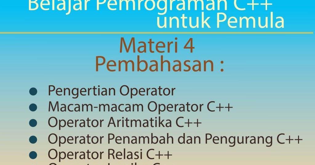 21++ Contoh Soal Menjelaskan Operasi Aritmatika Dan Logika ...