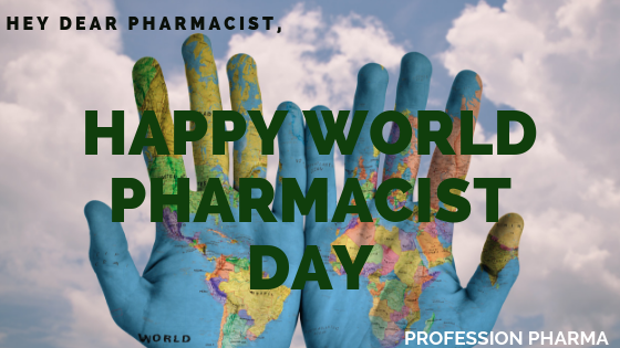 Happy World Pharmacist Day