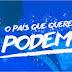 Podemos de Álvaro Dias declara neutralidade no segundo turno e libera militância para apoiar Bolsonaro ou Haddad