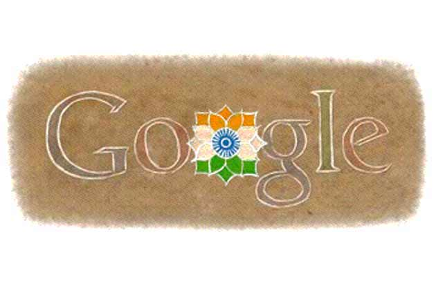 The Global Internet Search Engine Google Celebrates India S
