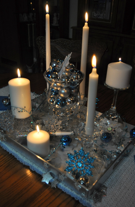 Design to Shine: New Year's Eve Table Centerpiece