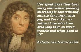 Antonie Van Leeuwenhoek Pictures