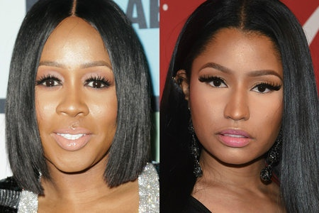 The Feude Is Even Getting Started Between Nicki And Remy Ma-Nicki Minaj Just Got Seriously Heated