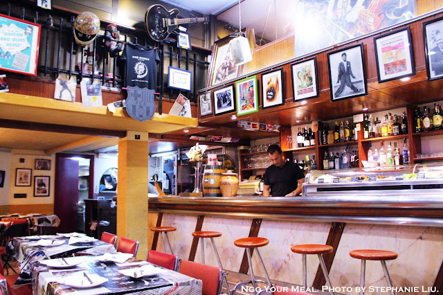Bar Ramón in Barcelona