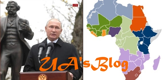 """Africa Is Just A Cemetery For Africans"" Declares Russia President, Vladimir Putin, Gives Reasons"