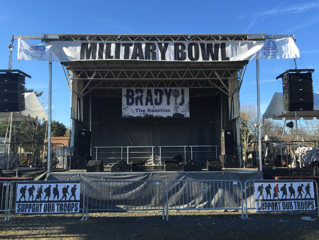 Brady J - Military Bowl Banners | Banners.com