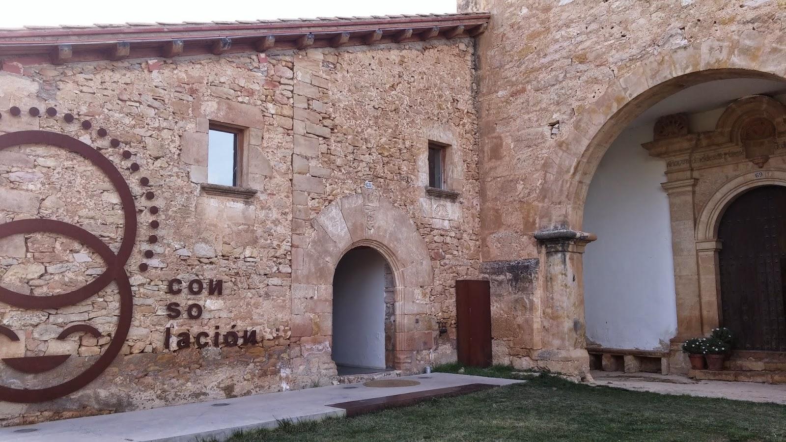 Hotel Consolación (Monroyo Teruel)