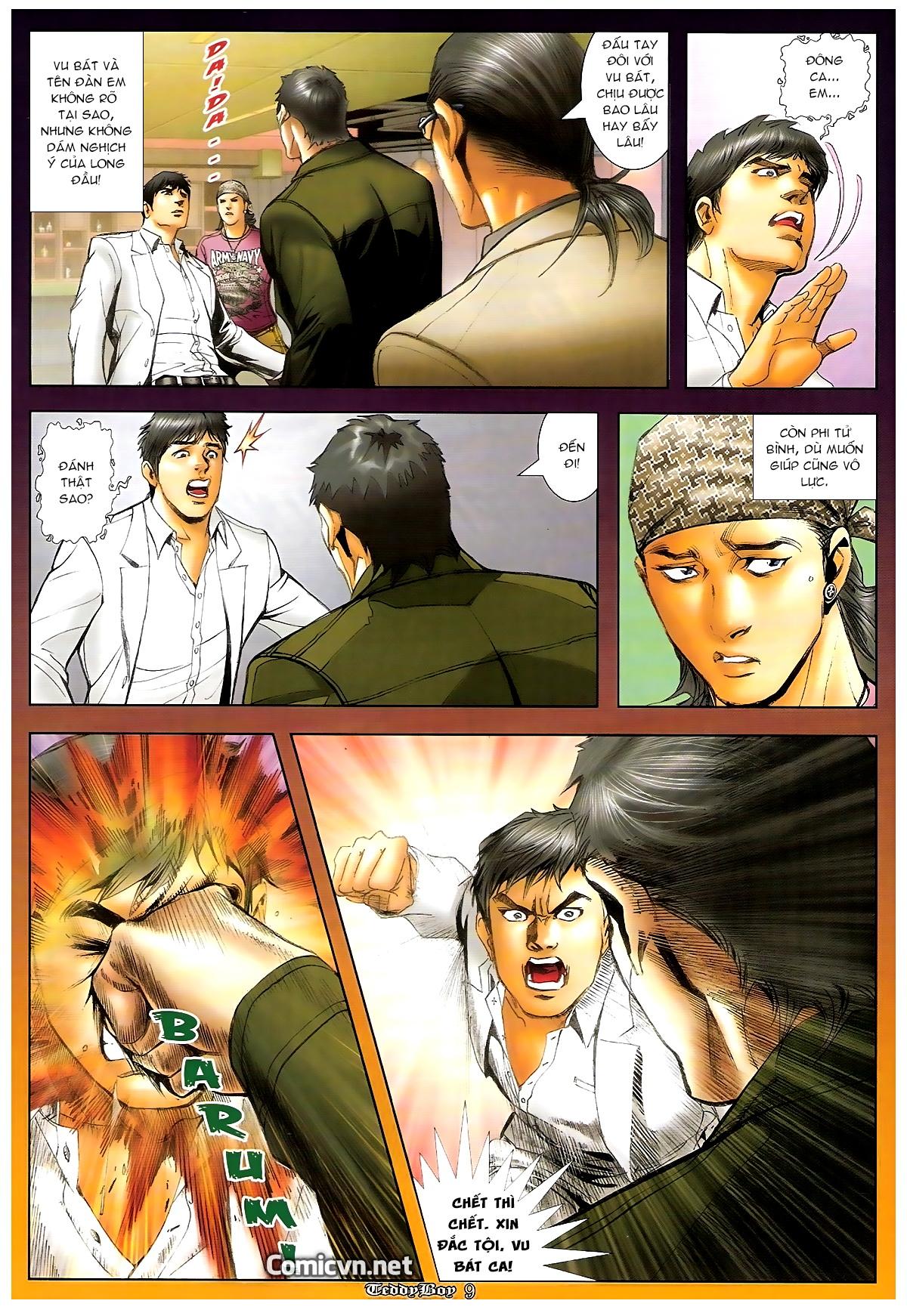 Người Trong Giang Hồ - Chapter 1245: Giang Hồ - Pic 7