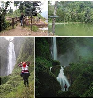 Loakasi wisata Curug Citambur