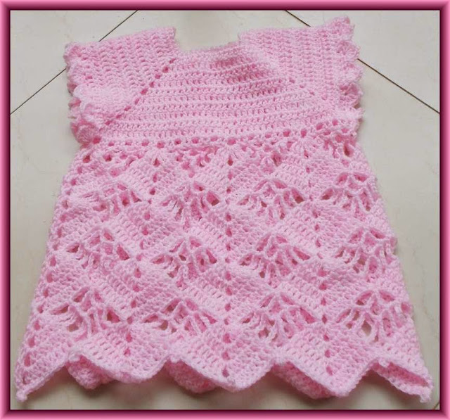 Crochet blouse with the free tutorial for beginners