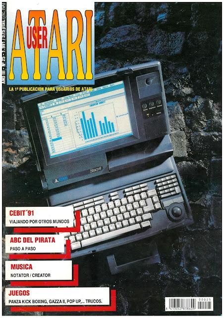 Atari User #25 (25)