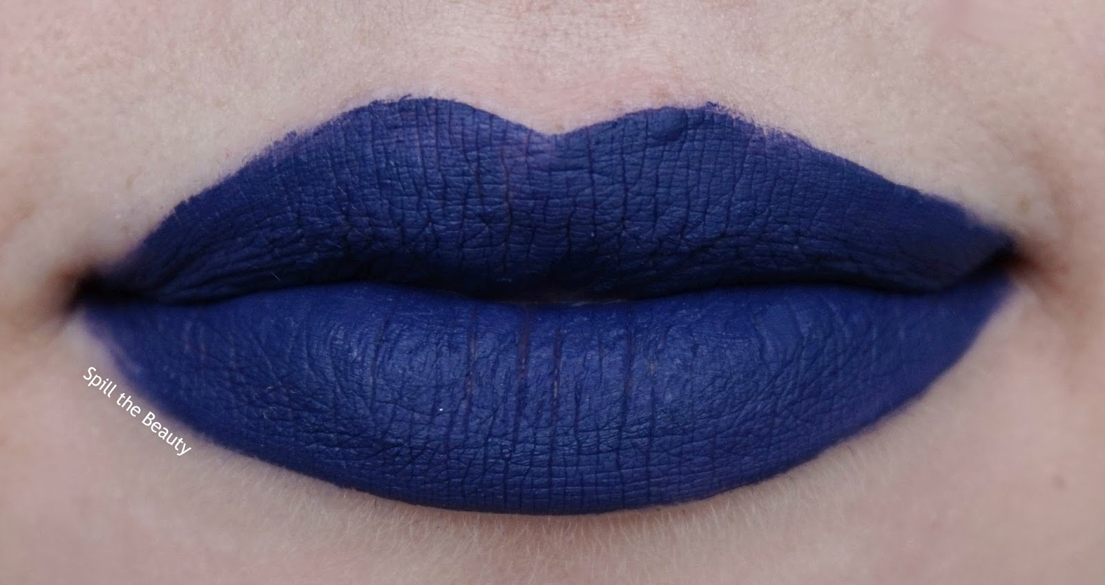 whos zoomin who - lips too faced melted mattes review swatch