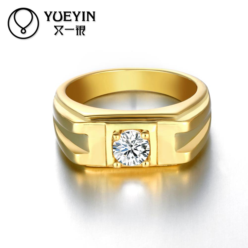 Engagement rings for men in gold and diamond latest fashion trends