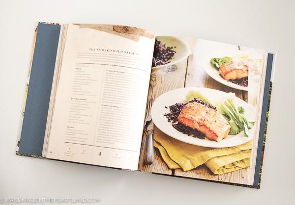 Cookbook for healthy recipes by Oprah Winfrey