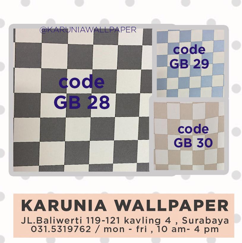 jual wallpaper dinding motif catur