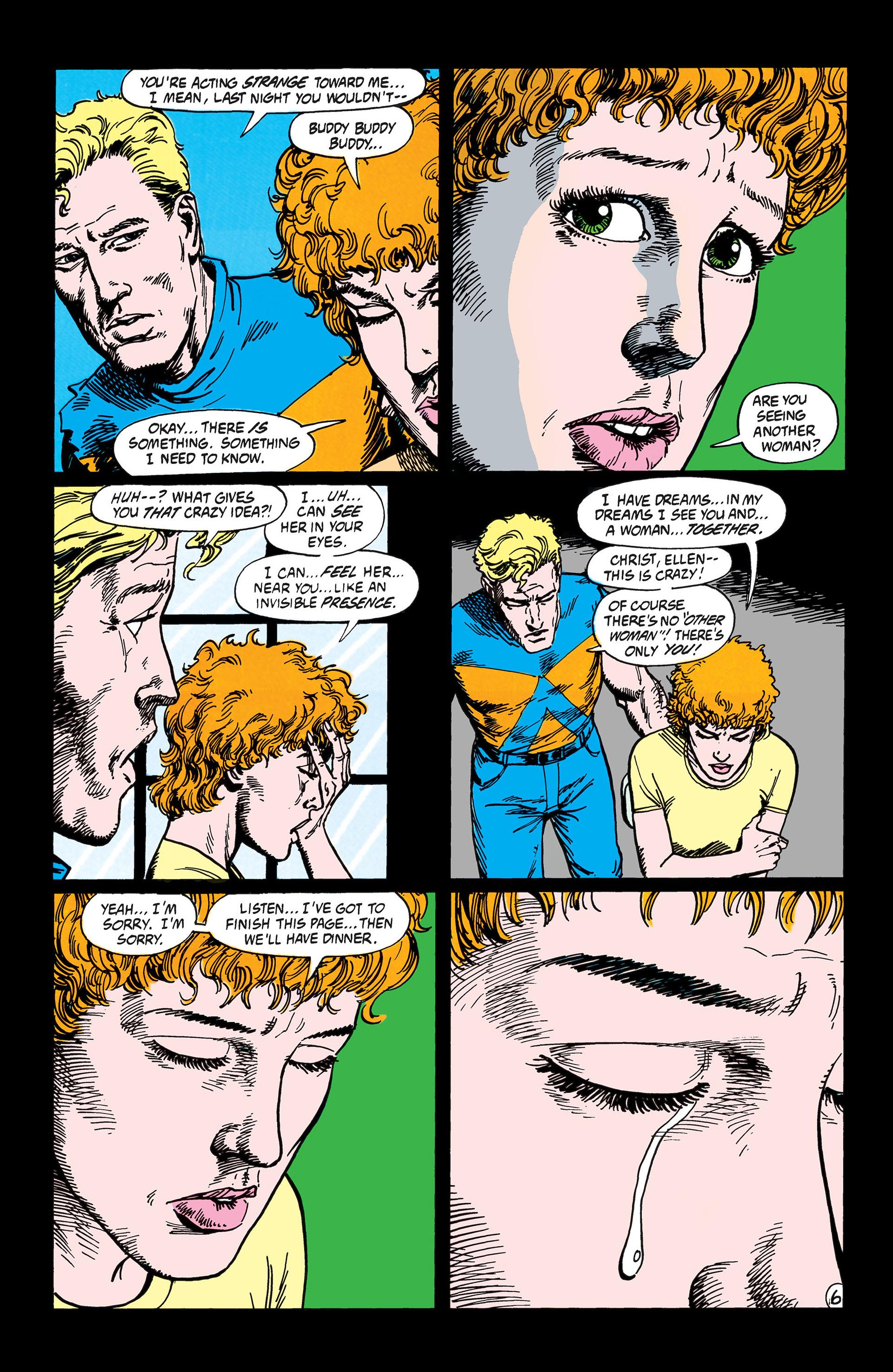 Read online Animal Man (1988) comic -  Issue #45 - 7