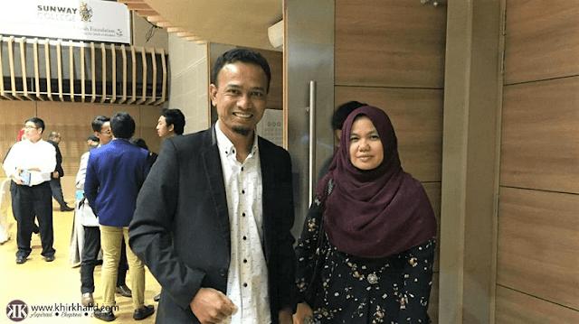 myHarapan, Keusahawanan Sosial Malaysia, Khir Khalid,