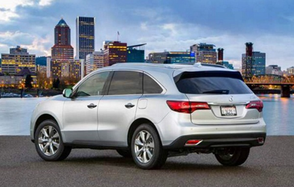 2017 Acura Mdx Changes Redesign Review Price Release Date