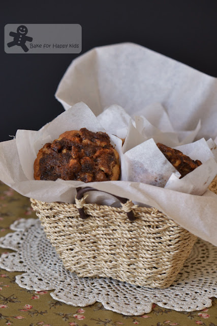 maple walnut muffins Nigella Lawson