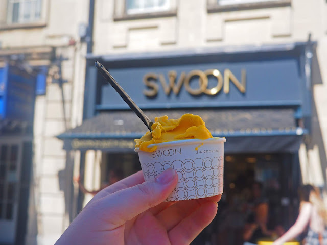 what to do in Bath UK visit bath Swoon Gelato Ice cream