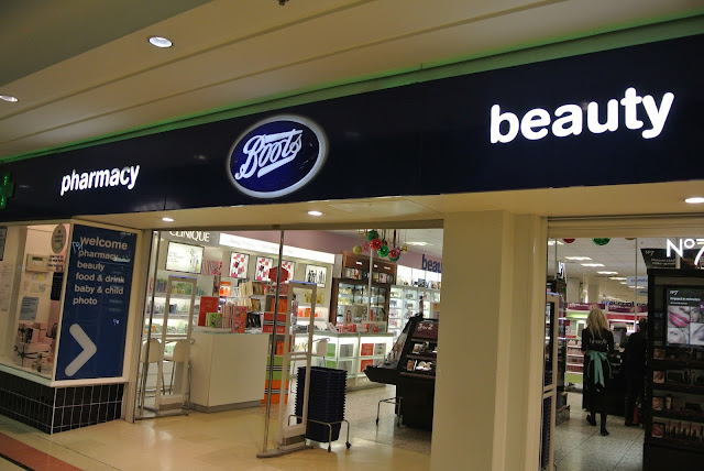 Boots in The Bridges Sunderland Christmas Gifts 2016
