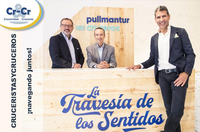 PULLMANTUR CRUCEROS PRESENTA PULLMANTUR CRUCEROS DESTINOS EXCLUSIVOS 2018