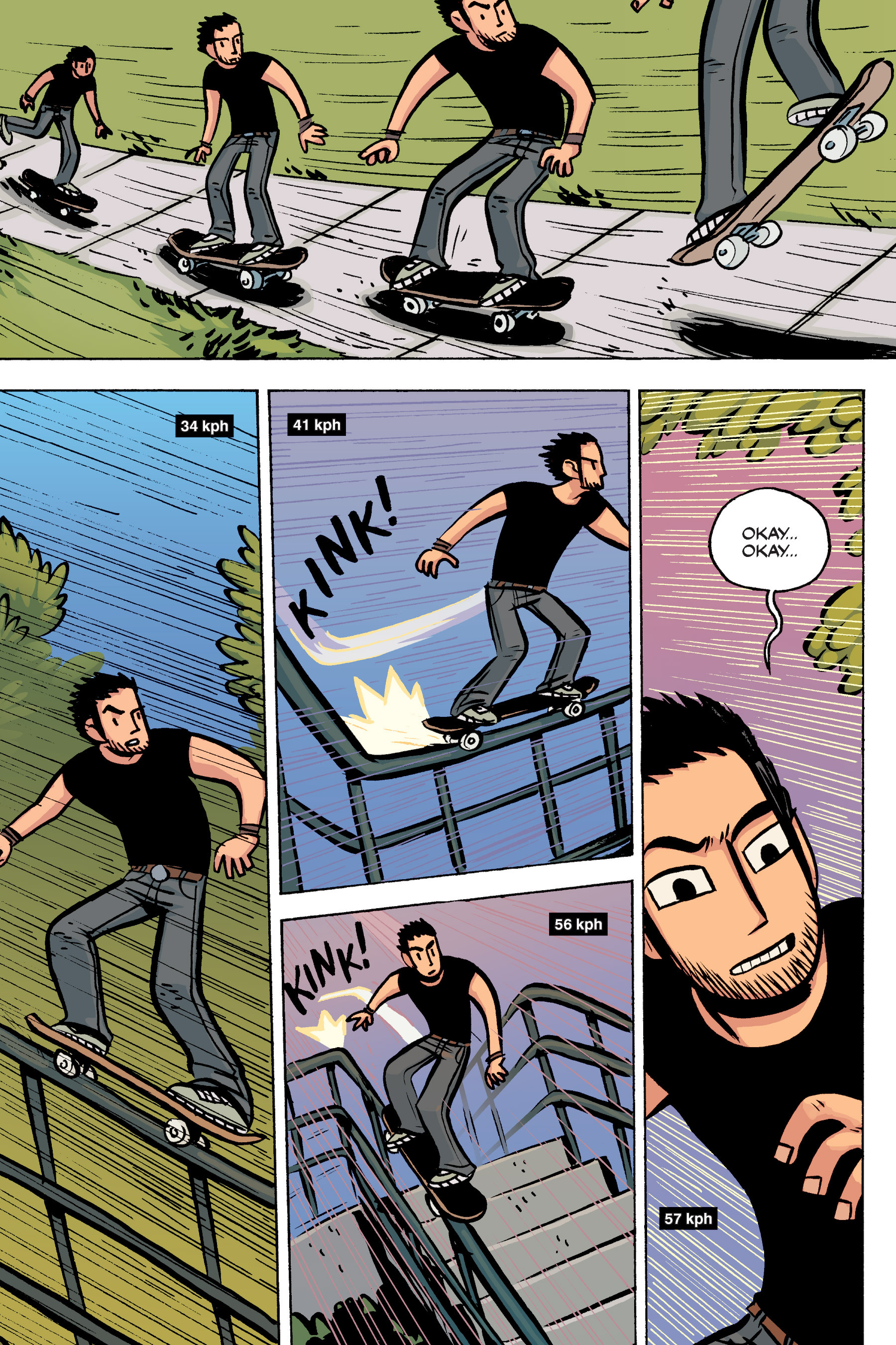 Read online Scott Pilgrim comic -  Issue #2 - 118