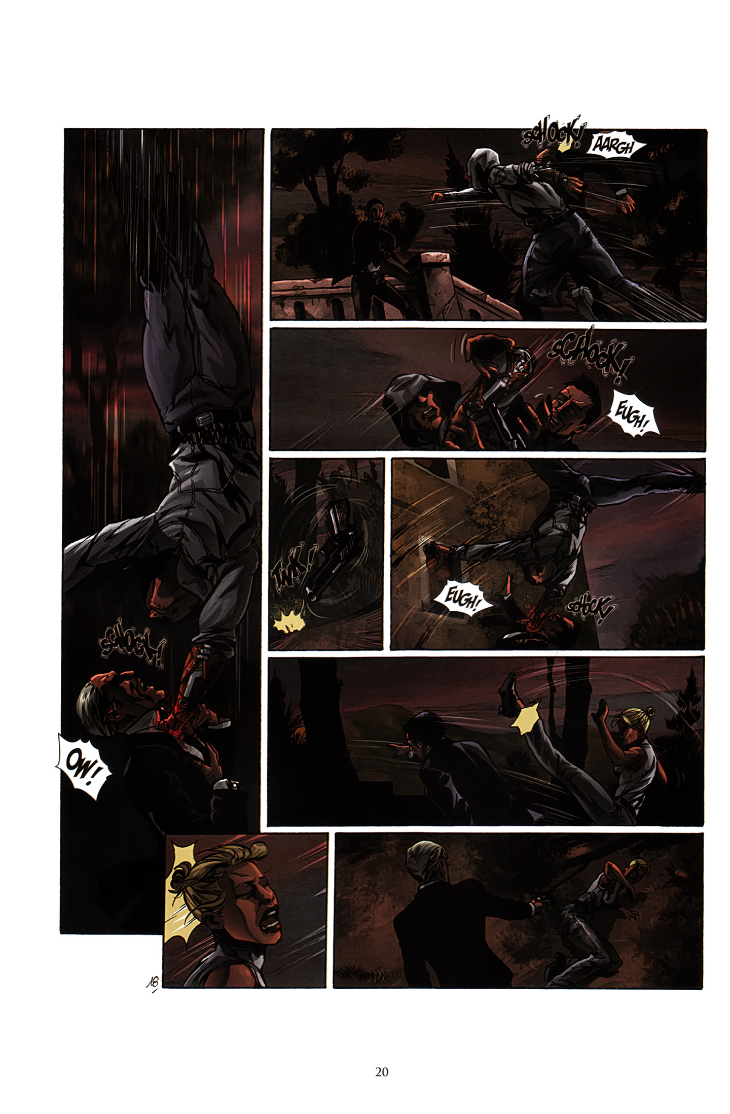 Read online Assassin's Creed (2012) comic -  Issue #3 - 24