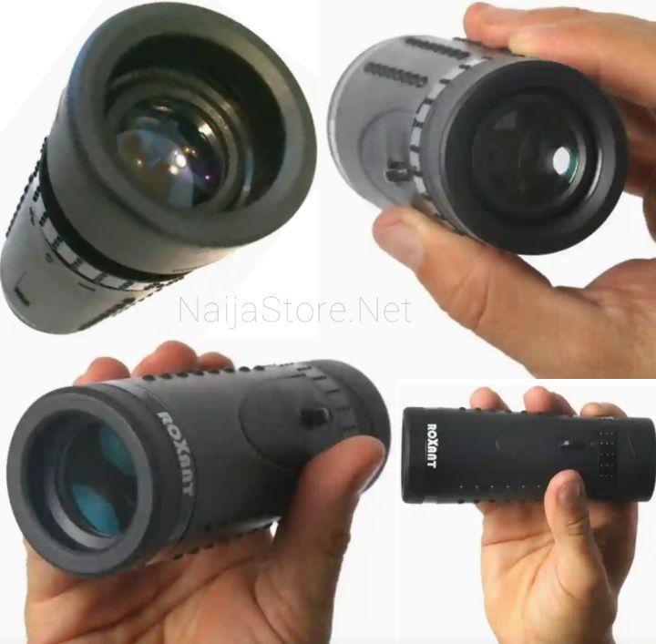 Roxant Monoculars: Mini Handheld HD Monocular Scope for Outdoor Sightseeing