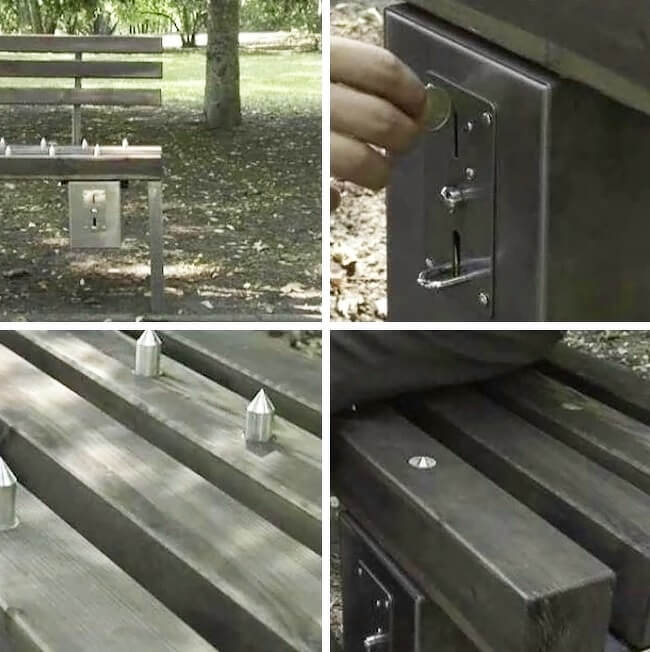 27 Pictures Show That The World Has A Plan For All Of Us - As soon as you approach this bench in a park, you'll realize that you aren't that tired and can keep walking.